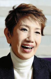 [歌手 水前寺清子さん]腰部脊柱管狭窄症(2)人生変えた恩師との出会い