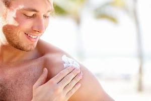 日焼け止めは精子を減らす?