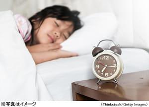 子供の睡眠時間、足りてる?―米国睡眠医学会から指針