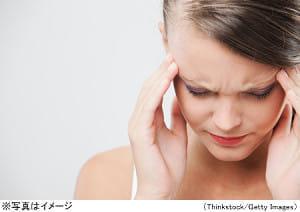 片頭痛持ちは心臓病に注意、リスク1.5倍