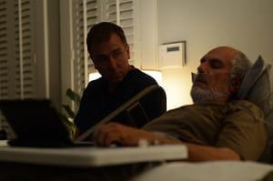 在宅医療と安楽死などがテーマとなった映画。「或る終焉」(Bunkamuraル・シネマほか公開)。パンフレットに寄稿しました。 ©Lucía Films–Videocine–Stromboli Films–Vamonos Films–2015 ©Crédit photo ©Gregory Smit