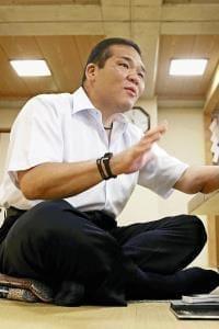 [元大関・栃東 玉ノ井太祐さん]脳梗塞(4)医師の宣告で引退決意