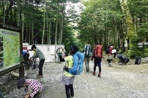 夏の登山、無理なく備える…増える遭難、体力・経験に合う選択を