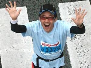 ヨミドクター 私のマラソン道 100キロなんて20160829-マラソン道