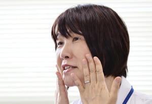 石川悠加さん(1)全国から患者が集まる「駆け込み寺」に