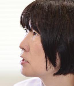 石川悠加さん(2)「天職」に導いた患者たちとの出会い