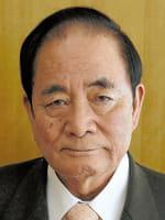 栗原市長の佐藤勇さん