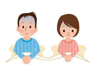 夫との修復を図りながら迷いが生まれている女性(1)