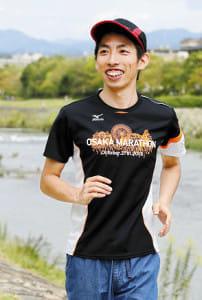 長男治療の恩返し…京大iPS研のパパ、支援訴え大阪マラソン出場