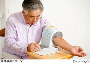 自宅で測る血圧は重要―脳卒中などを予測