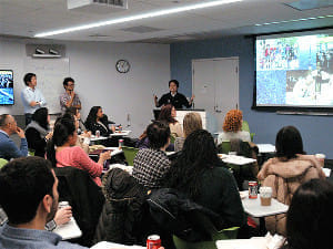 日本の医療制度を海外に発信! 学生たちが奮闘中