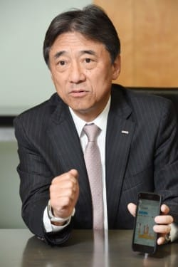 吉沢社長(上)