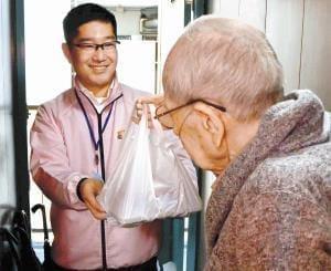 需要高まる配食サービス…高齢者の食生活を支える