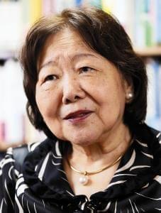 (下)延命治療「辞退」を宣言 樋口恵子さん