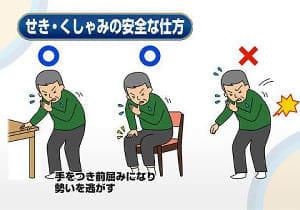 「くしゃみでぎっくり腰」の画像検索結果