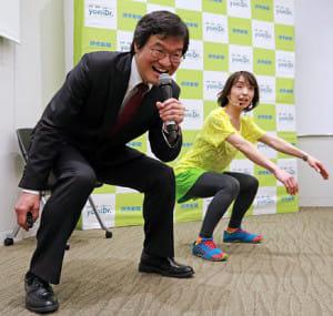 """ロコモ予防! 健康な足腰をつくる運動の効果と方法(2)""""ロコトレ""""を紹介"""