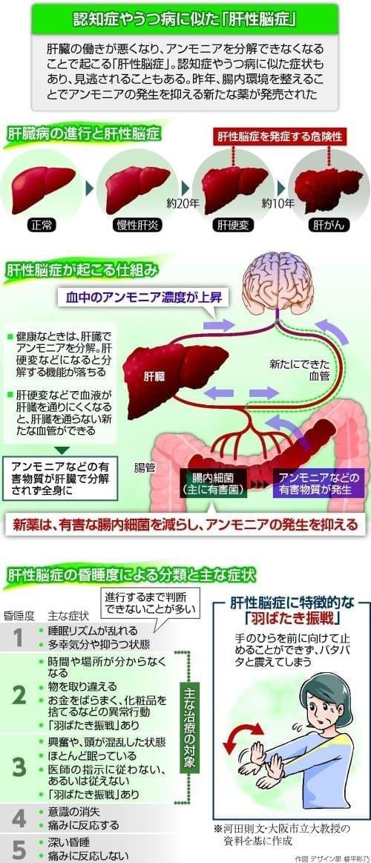 性 脳症 肝
