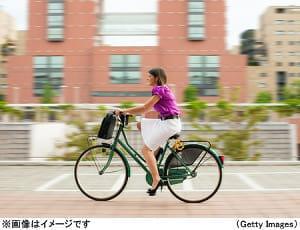 自転車通勤はやっぱり体に良い!