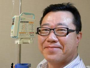 ヨミドクター がんと生きる医師・西村元一nishimura_300-225