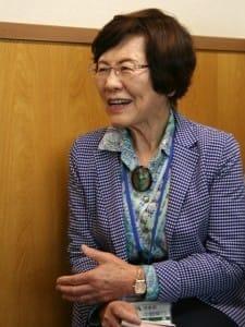 誤嚥性肺炎予防のため歯科衛生士を採用した中野理事長