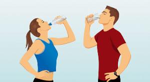 夏の運動時、水分とり過ぎのリスクも…コンディショニング研究会が呼びかけ