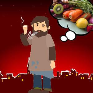 所得低いほど野菜摂取少なく、喫煙率高く…「健康格差」は自己責任か