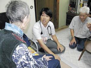 こころの訪問診療(1)認知症患者宅に精神科医