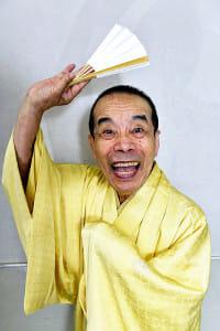 [落語家 林家木久扇さん]喉頭がん(5)東京五輪まで「笑点」出演