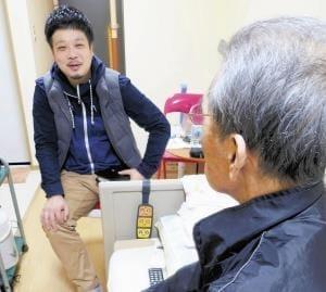 単身高齢者らの入居支援