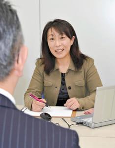 介護との両立 社員に提案…産業ケアマネ、職場の実情熟知