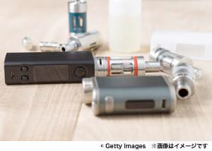電子たばこによる禁煙効果を否定