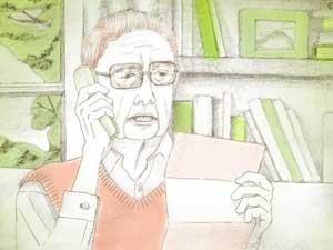 ヨミドクターシニアのきもち 高齢者と電話で話すのが大変だと思うことないですか?ill_ichiban_mirai_10_300-225