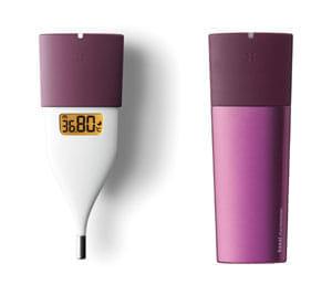 婦人用電子体温計(MC-652LC)