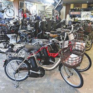 電動自転車選び 軽量・低重心