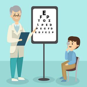 子どもの目の健康を守る…斜視・弱視を早期発見するためには