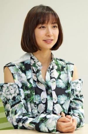 [女優 篠田麻里子さん](上)玄米とみそ汁で育った健康体 朝の「1分ダッシュ」で体形・体力キープ