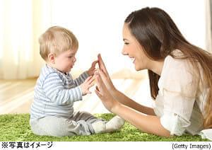 タッチで変わる乳児の脳