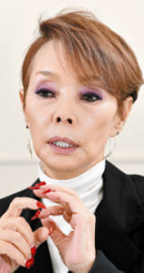 [歌手 研ナオコさん]片頭痛と橋本病(1)突然だるさに襲われ