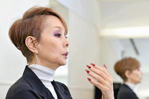 [歌手 研ナオコさん]片頭痛と橋本病(2)続く不調 検査で納得