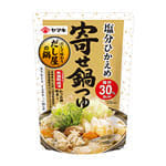 塩分ひかえめ寄せ鍋つゆ(ストレートタイプ) 750g袋