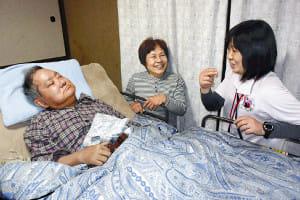 [介護のいろは](4)退院後の生活 どう準備?