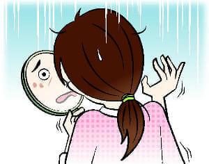 お肌の悩み(1) 紫外線対策と保湿重要