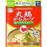 味の素KK丸鶏がらスープ<塩分ひかえめタイプ>