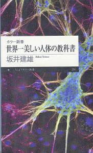 『世界一美しい人体の教科書』 坂井建雄著