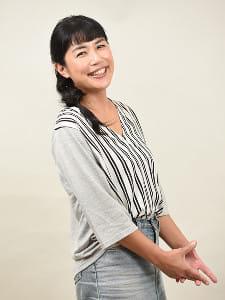 [女優 奥山佳恵さん](上)次男のダウン症を告げると 母は明るく「みんなで育てましょう」…電話を握って泣きました