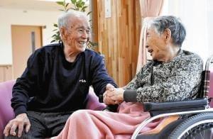 [老いをどこで]地域「超高齢の村」(3)地元に特養 村に戻れた