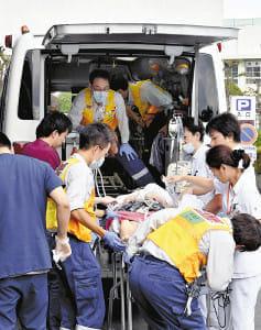 地震で停電や水漏れ…国立循環器センター、入院患者40人を転院