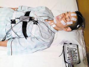 睡眠を考える(中)無呼吸症にも病態様々