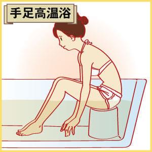 臭う汗と臭わない汗(3)サラサラ汗をかくには「手足高温浴」と「微温半身浴」 汗腺トレーニングをすれば臭わない!