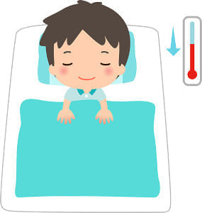 頭を冷やす、硬い敷布団、寝る前の水…ニオイを抑える睡眠法とは?